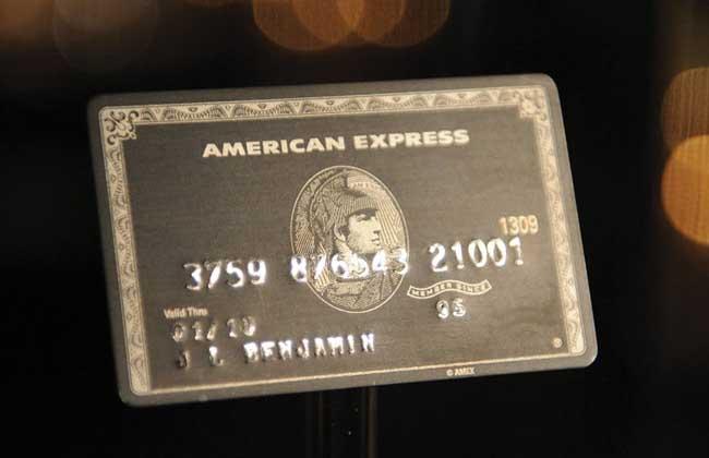 黑金信用卡