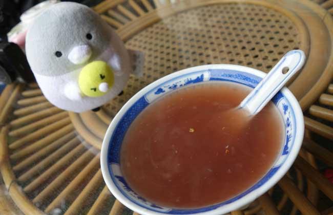 藕粉的营养价值