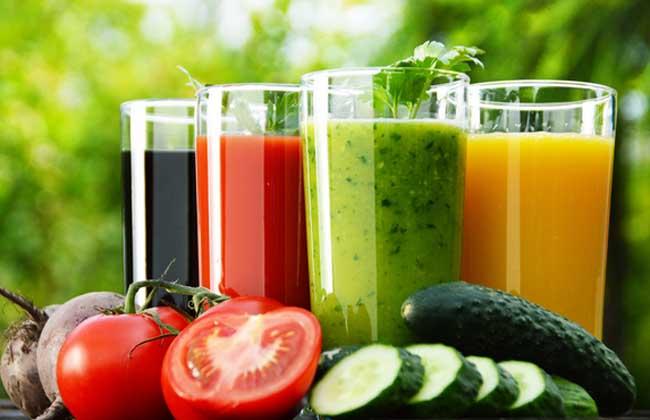 减肥蔬菜汁的做法