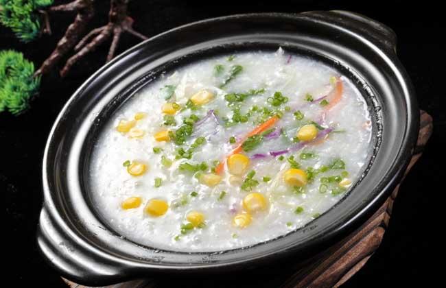 蔬菜粥的家常做法大全