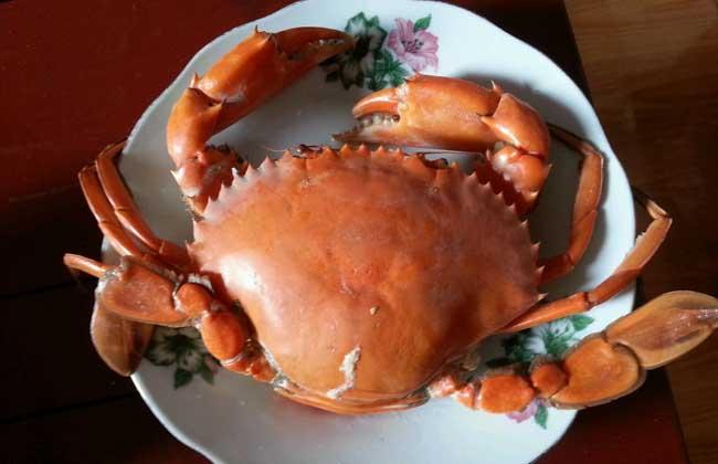 青蟹死了能吃吗?