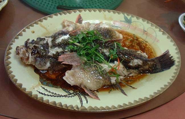 塘鳢鱼的做法大全