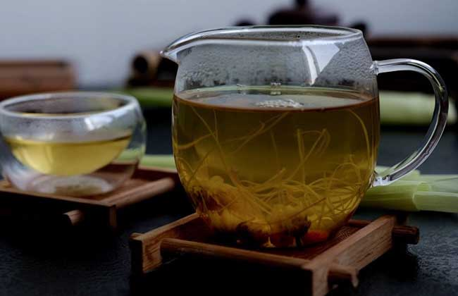 玉米须茶的功效与作用