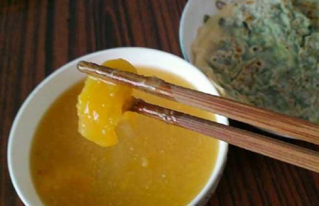 玉米地瓜粥