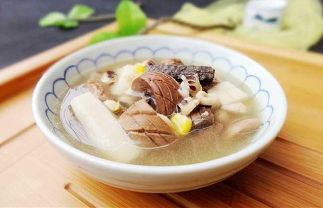 杜仲猪腰汤的功效和做法
