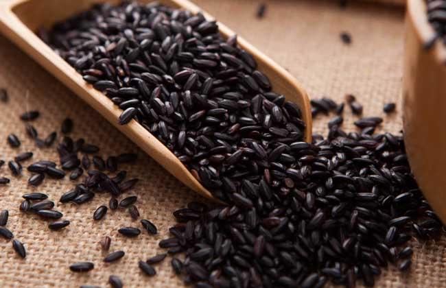 黑米的功效与作用及食用方法