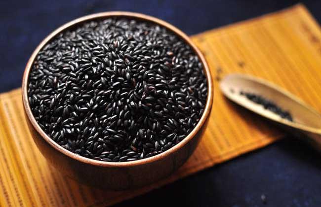 孕妇可以吃黑米吗?