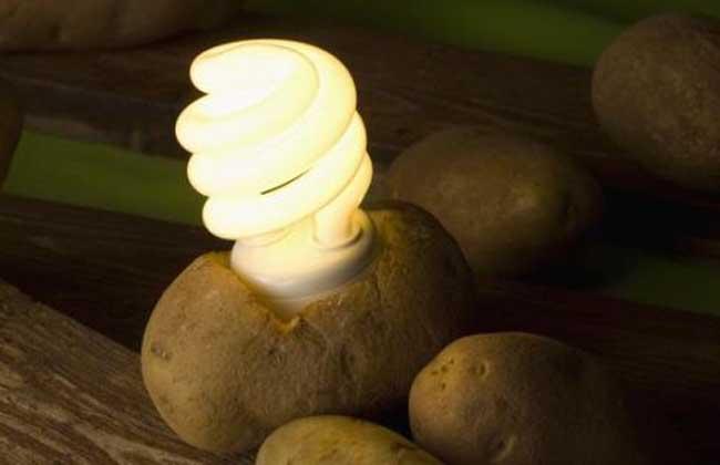 土豆發電是什么原理?