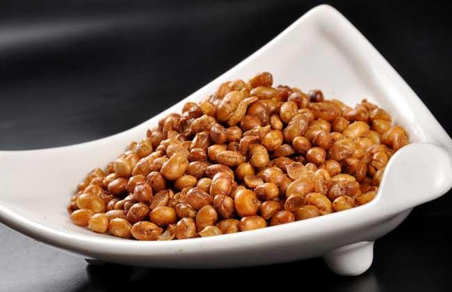 酥黄豆的家常做法