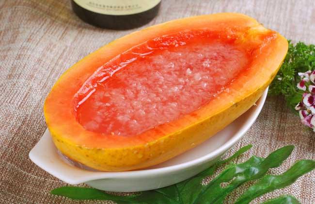 木瓜怎么吃丰胸最快?