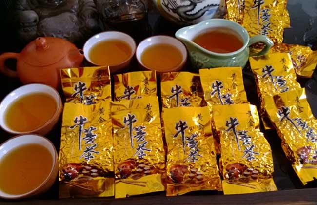 牛蒡茶对男人的作用