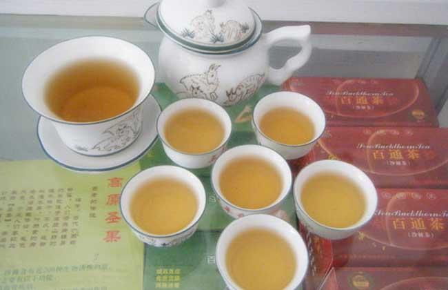 沙棘茶的功效与作用
