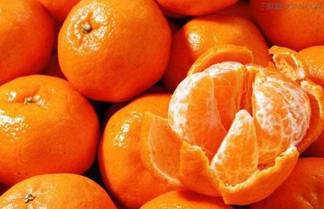 橘子皮泡水喝的功效及禁忌
