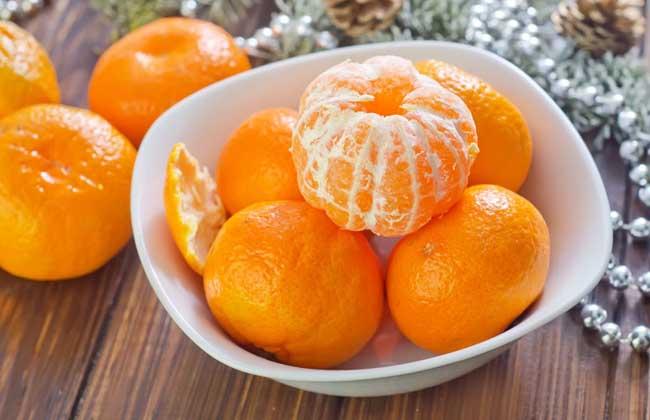 橘子和橙子的区别