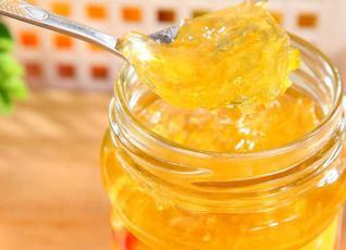 橘子果酱的功效及做法