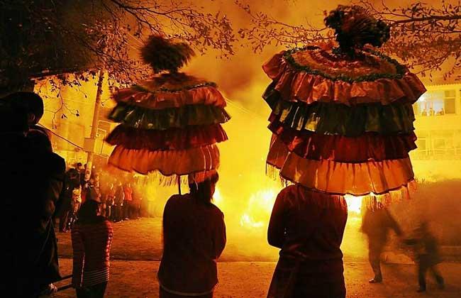 中国有哪些传统民俗?