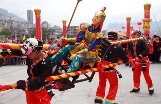 甩神节的文化传说