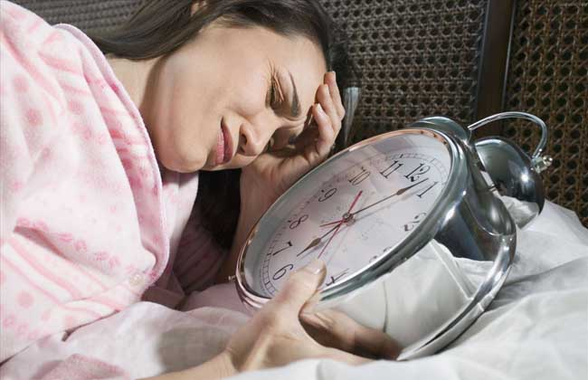 晚上失眠多梦是什么原因?