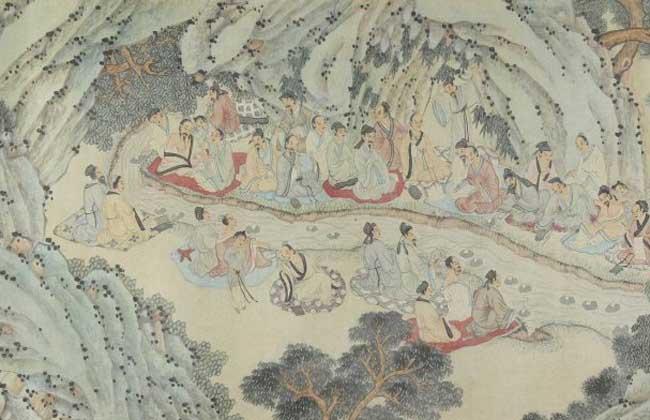 上巳节的来历和传说