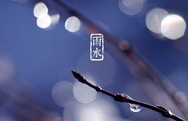 雨水是几月几日
