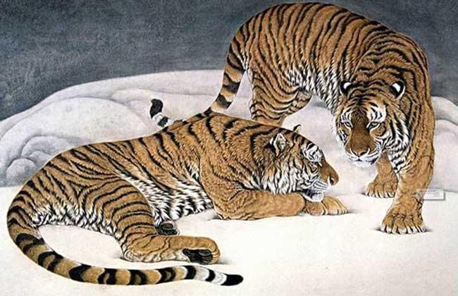 属虎的人和什么属相最配?