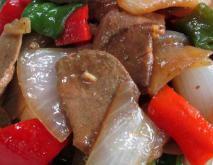 洋葱炒猪肝的功效及做法
