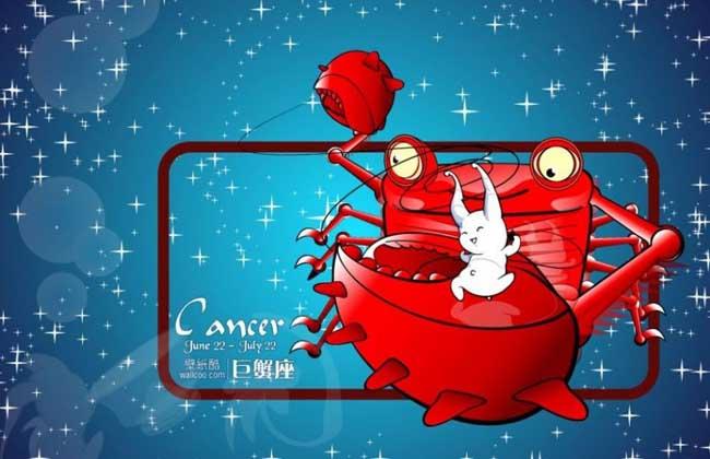 巨蟹座男和什么星座最配?