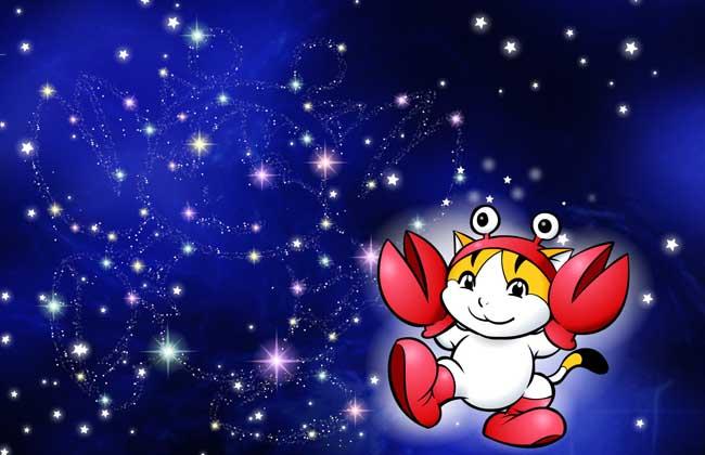 巨蟹座女生和什么星座最配?