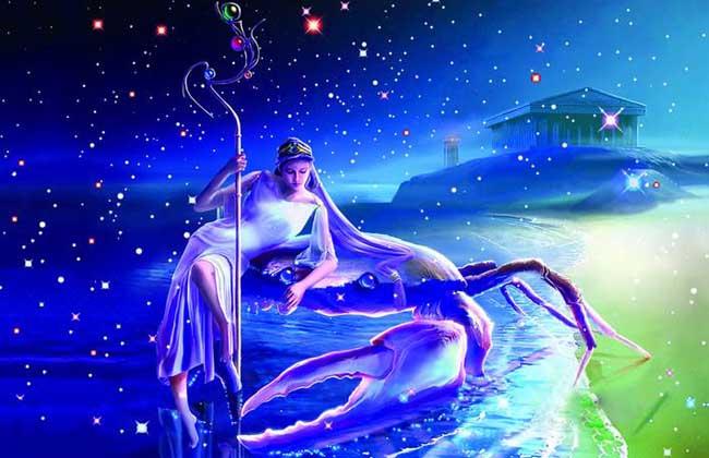 巨蟹座喜欢一个人的表现