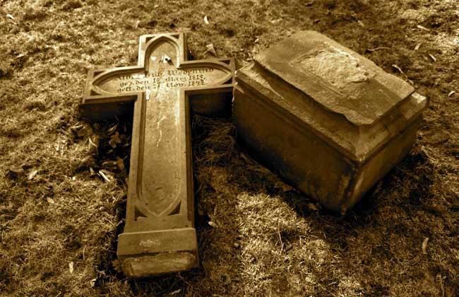 梦见坟墓是什么预兆