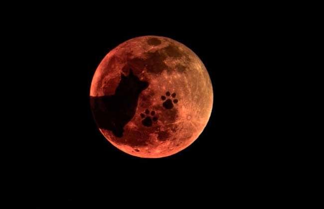 天狗食月的神话传说