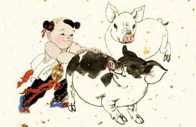 生肖属猪的年份有哪些?