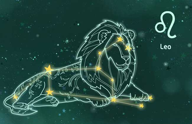 狮子座喜欢一个人的表现