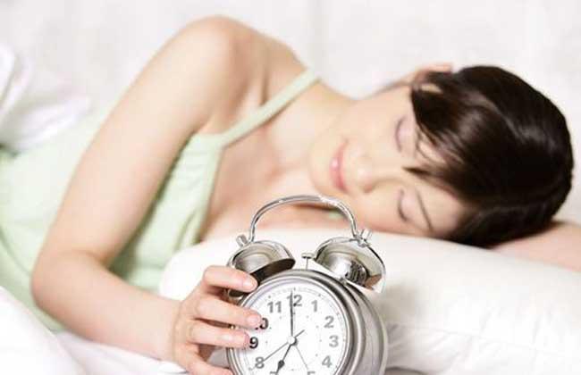 睡觉减肥法