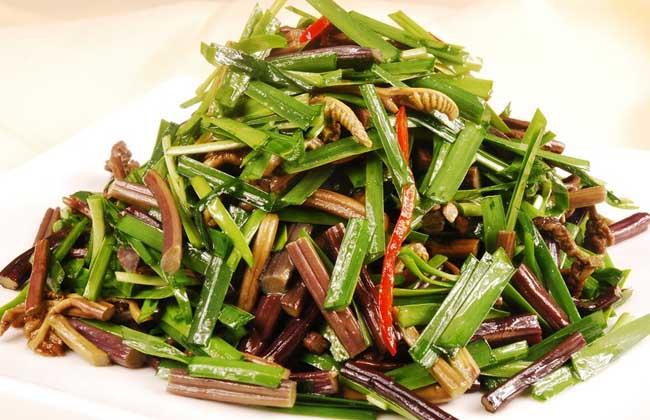 蕨菜的功效与作用