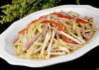 韭黄炒肉丝的功效及做法