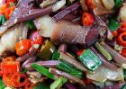 蕨菜炒腊肉的功效及做法