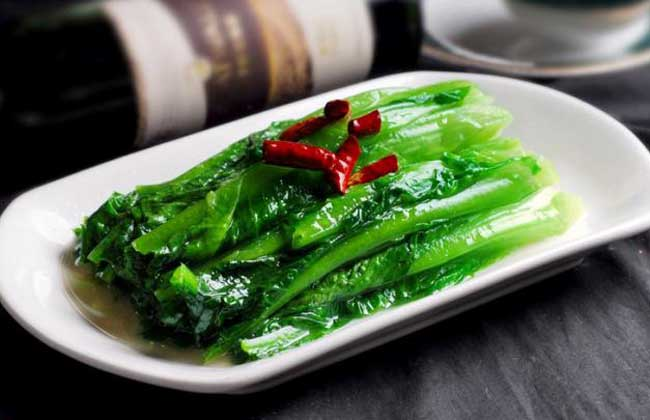 蚝油油麦菜的功效及做法