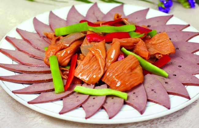 吃猪肝有什么好处?