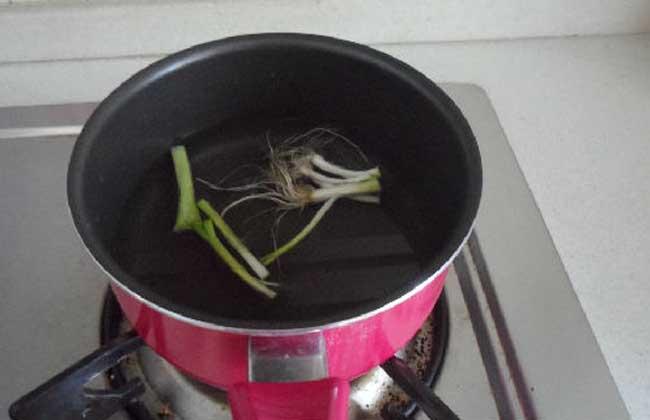 葱白水怎么煮