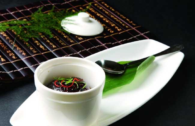 燕窝八仙汤