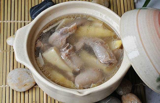 冬笋排骨汤的功效及做法