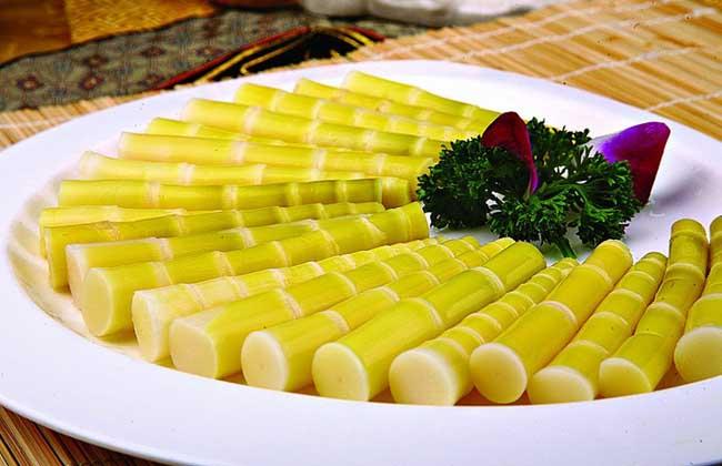 竹笋的营养价值