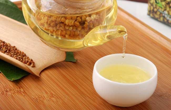 荞麦茶的功效与作用