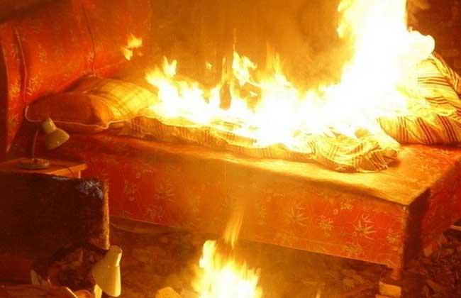 梦见家里着火是什么意思?