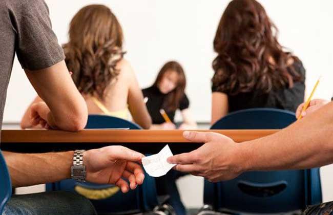 梦见考试作弊是什么意思?