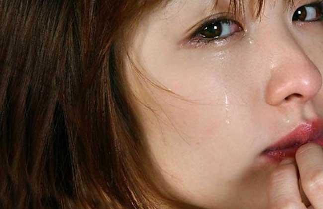 梦见哭的很伤心