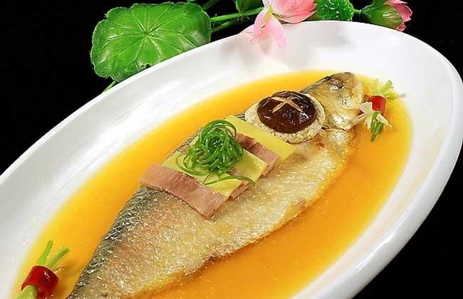 酒酿蒸鲥鱼