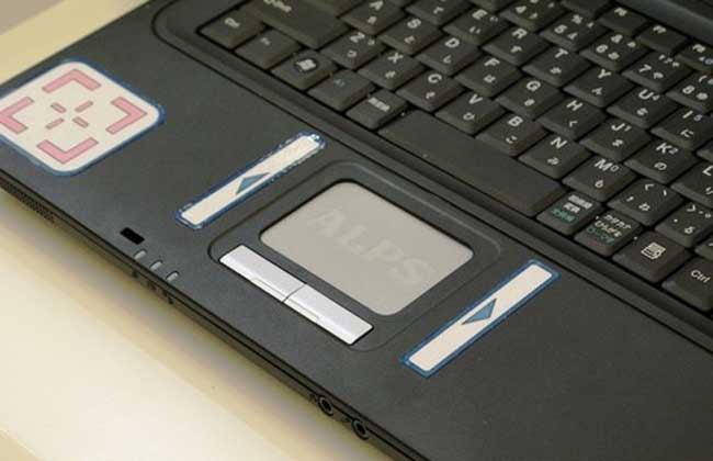 笔记本触摸板没反应