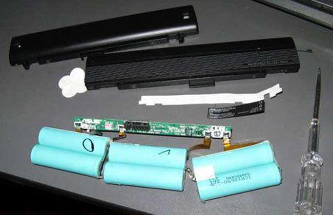 笔记本电脑电池保养